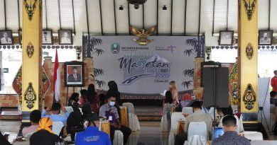 Stimulus Baru Disparbud Magetan, Promosi Wisata 'Table Top Travel Mart 2020'